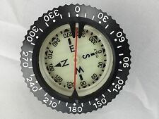 Scuba Diving Navigation Compass Module Replacement Gauge Boot - Made in Italy