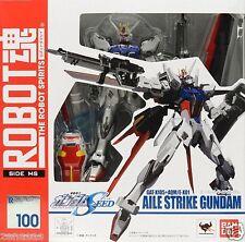 New Bandai Robot Sprits SIDE MS Aile Stike Gundam PAINTED