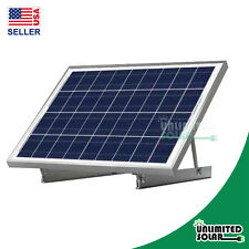 Solar Panel Universal RV Rooftop Adjustable Tilt Solar Panel Mounting