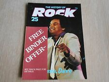 The History Of Rock Magazine, Issue 25