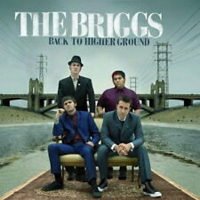 """THE BRIGGS """"Back To Higher Ground"""" CD (2006; US-Import)"""