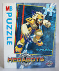 VERY RARE 2003 MEDABOTS SUMILIDON PUZZLE 60 PIECES MB HASBRO NEW SEALED MISB !
