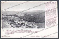 SIRACUSA CITTÀ Cartolina 5. Serie CASA DEI VIAGGIATORI
