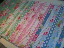 21 Fat Quarters Bundle Tanya Whelan SADIE'S DANCE CARD ~ 5.25 yards total