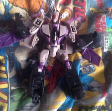 Transformers animated: voyager class blitzwing-rare