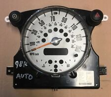 BMW MINI ONE COOPER AUTO 98k SPEEDO CLOCKS SPEEDOMETER R50 R53 6211-6921517