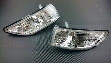 Phase 2 Crystal Front Headlight Corner Lamp For Nissan S13 Silvia