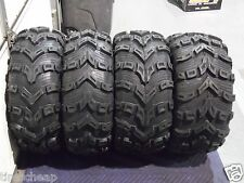 "ARCTIC CAT PROWLER 26"" KENDA BEAR CLAW EVO ATV TIRES 26X9-14 & 26X11-14 (SET 4)"