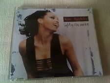KIM APPLEBY - LIGHT OF THE WORLD - 4 TRACK UK CD SINGLE