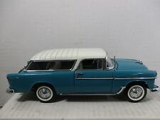 1/24 SCALE DANBURY MINT 1955 CHEVROLET NOMAD
