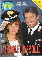 [NF5] TV SORRISI E CANZONI anno 1996 numero 2 PROIETTI SANDRELLI