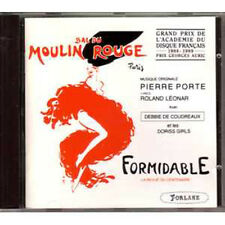 CD Pierre PORTE Revue Moulin Rouge Formidable 1988 RARE