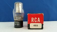 0D3 VOLTAGE REGULATOR TUBE NOS