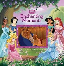 Enchanting Moments: A Moving 3D Pictures Book By Disney