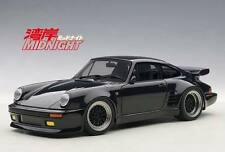 1/18 AUTOART PRE ORDER Wangan Midnight Black Bird Porsche 911(930) Turbo