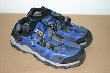 Men's Salomon Techamphibian 2 Water Shoe Sandal Size 8 US Blue Hiking Mesh