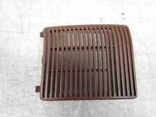 1990 Toyota Corolla factory Dash speaker cover 55472-12060 Color is brown