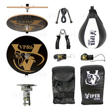 SPEED BALL PLATFORM SET BOXING SPEED BALL  MMA MARTIAL ARTS (Adjustable)VIPER