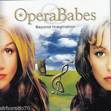 OPERA BABES Beyond Imagination CD