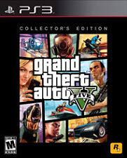 Grand Theft Auto V: Collector's Edition REGION FREE (PAL/EU, Playstation 3)