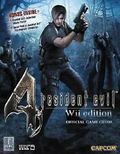 Resident Evil 4 Wii version): Prima Official Game Guide Prima Official Game Gu