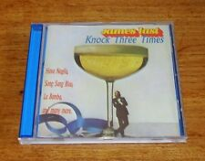 JAMES LAST Knock Three Times CD 1998 Rotation
