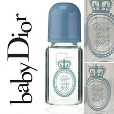 100% AUTHENTIC BEYOND MOST RARE BABY DIOR BLUE PRINCE CROWN BOTTLE ONLY 1on EBAY