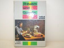 Günter Miel: Control and Rules - Even erlebt strong illustrated Book from 1985