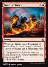 WRAP IN FLAMES Modern Masters 2015 MTG Sorcery Com