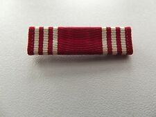 (A32-1488) US Orden Army Good Conduct Medal  original WWII Ribbon - Bar