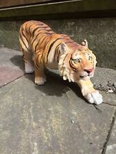 latex and fibreglass mould Tiger