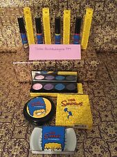 Mac The Simpsons Marge's Extra Ingredients,Sideshow You,Nacho Cheese &more 7pcs