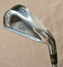 Original Callaway S2H2 # 6 Iron VGC Original Steel Shaft Pat. Pending