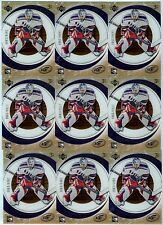 HENRIK LUNDQVIST 05 06 UD 2005 2006 UPPER DECK ICE PREMIERES SWEDEN RANGERS NYR