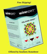 Winexpert Island Mist Exotic Fruits White Zinfandel Wine Making Kit