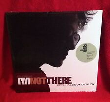 BOB DYLAN & VARIOUS I'm Not There Soundtrack OST VINYL 4xLP Sealed/New The Band