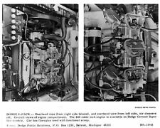 1969 Dodge 440 6 Pack Engine Factory Photo u187-8RQYRF
