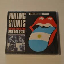 ROLLING STONES - EMOTIONAL RESCUE - ARGENTINA CD TOUR EDITION