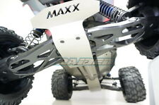 Traxxas X-Maxx 77076 Steel Chassis Protector Guard Armor Front & Rear Skid Plate