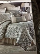 CROSCILL GABRIJEL Queen Size Comforter Bed Set NEW