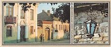 B29236 Kamenets Podolsky Facade of a house and a gate on Rosa ukraine