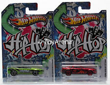 Hot Wheels Jukebox Hip Hop Camaro Convertible Concept & '07 Ford Shelby GT-500