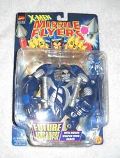 Marvel X-Men - Future Apocalypse (Missile Flyers) - MOC 100% complete (TOY BIZ)