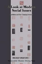 A Look at Modern Social Issues: Buddhism and Our Changing Society 1-ExLibrary