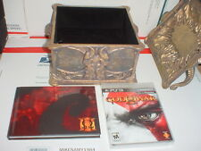 GOD OF WAR III ULTIMATE COLLECTOR'S EDITION game in chest for Playstation 3