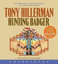 Hunting Badger Low Price CD by Hillerman, Tony