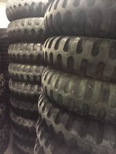 900-20 Mixed Brands Used 80-90% Duece And A Half; Military Tire; Off Wheel