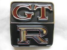 NISSAN/DATSUN SKYLINE HAKOSUKA KPGC10 C10 GTR GT-R REAR EMBLEM/BADGE GENUINE JDM