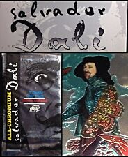 Salvador Dali Out of Print Surrealist Playing Cards Limited Edition Sealed Pack