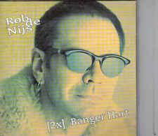 Rob de Nijs-2x Banger Hart cd single